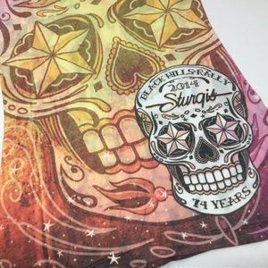 Sturgis 2014~Sugar Skull~Hot Leathers~Black Hills~